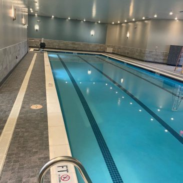 Commercial Pool Construction (New construction/Renovation)